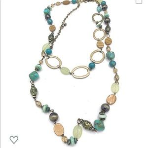 Fabulous Premier Designs BNWT St, Lucia Necklace!